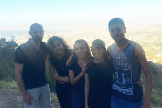 Lion's Head Hike with Aaliyah