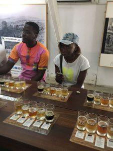 Newlands Brewery Beer Tour