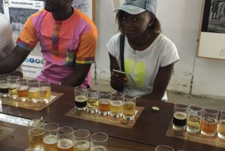 Newlands Brewery Beer Tour