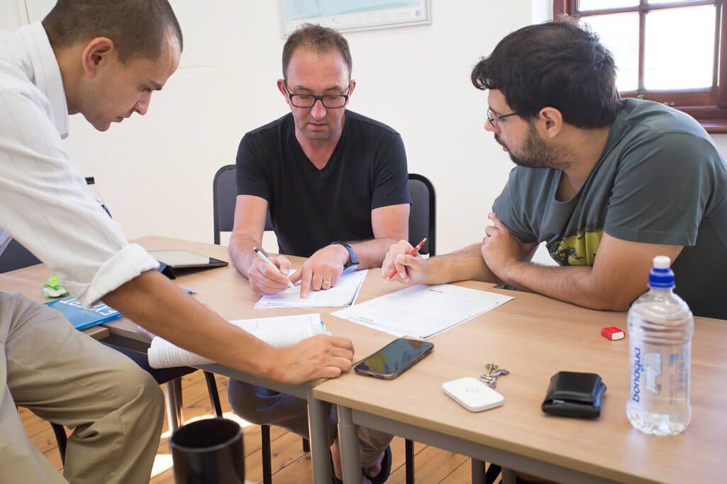 EAP   Teacher Alex   UCT English Language Centre