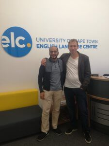 Agents UCT English language Centre
