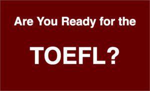 TOEFL | UCT English Language Centre