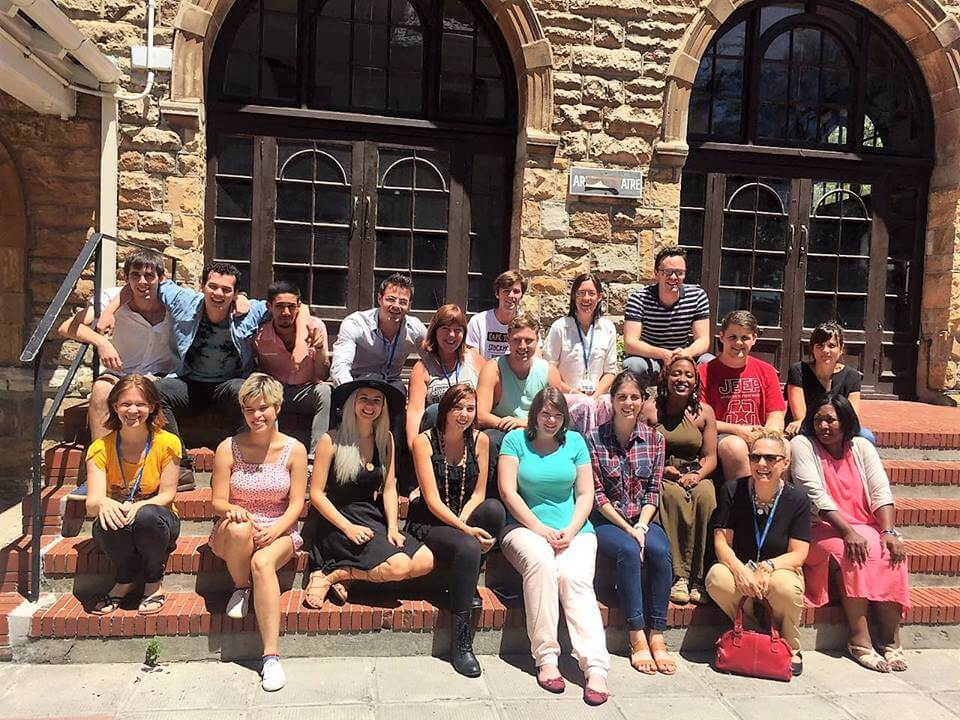 TEFL Experience Joey UCT English Language Centre