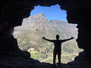 UCT English Language Centre | Social Programme | Hiking Lions Head