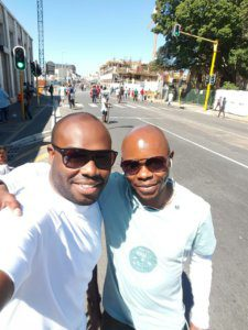 UCT English Language Centre | Social Programme | Guys at Open Streets