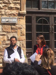 UCT English Language Centre | Fahmi Graduation | with Juliette Hartmann