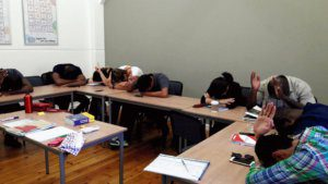 UCT English language Centre In Class English Course Cape Town