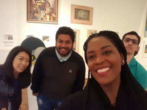 UCT English Language Centre   Class outings in Cape Town   General English Course at the South African Museum