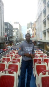 UCT English Language Centre | Learning English in Cape Town | Red Bus Tour