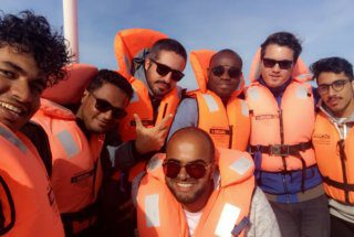 Group Whale watching Trip to Hermanus