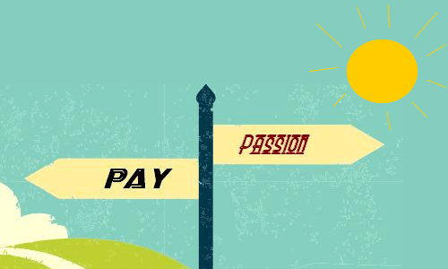 Passion Versus Pay | UCT English Language Centre