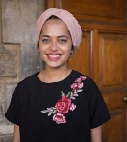 Aaliyah Ahmed UCT English Language Centre Les membres du personnel