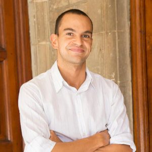 Alex Abdellah UCT English Language Centre equipe