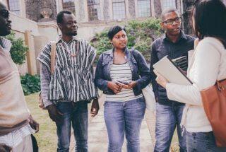International Student Environment