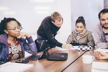 Learn English with UCT English Language Centre