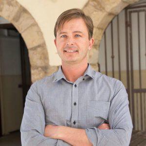 Liam Reid UCT English Language Centre Les membres du personnel