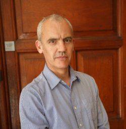 Sean de Waal UCT English Language Centre Les membres du personnel