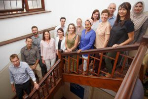 UCT English Language Centre Les membres du personnel