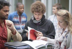 UCT Internationale Studenten
