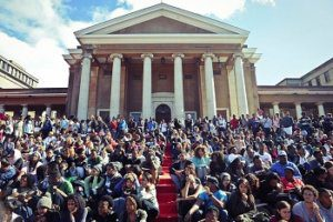 UCT Jammie Steps UCT English Language Centre