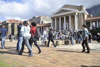 Upper Campus University of Cape Town
