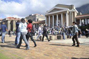 Upper Campus UCT English Language Centre