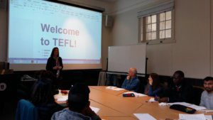 UCT English language Centre | TEFL_welcome