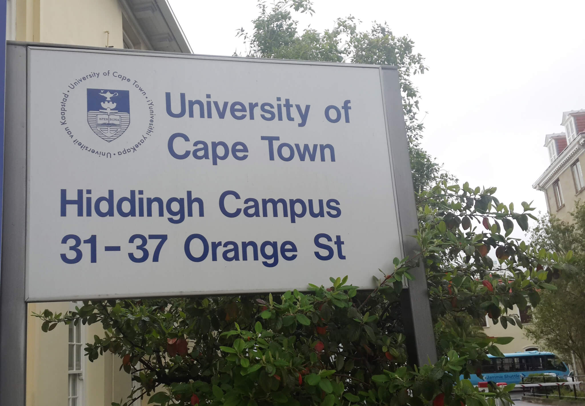 University of Cape Town ELC on Hiddingh Campus