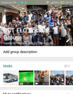 Resized UCT English language Centre Whatsapp Social Group