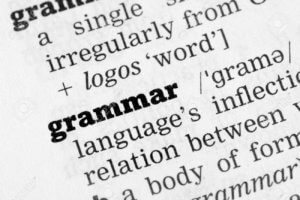 English Grammar   UCT English Language Centre