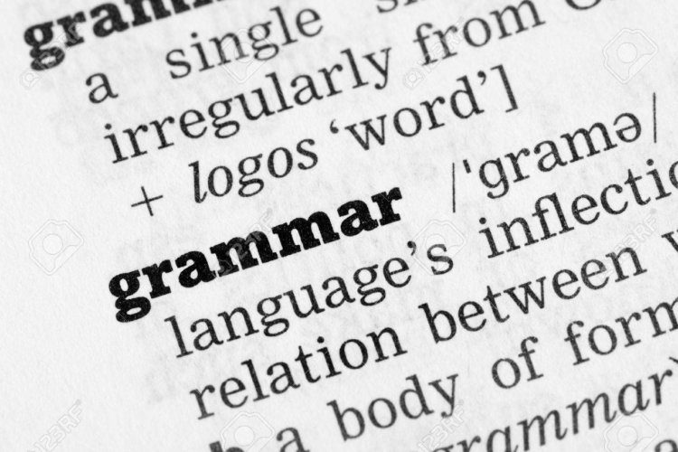 English Grammar | UCT English Language Centre