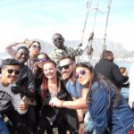 End of Term Boat Cruise UCT English Language Centre