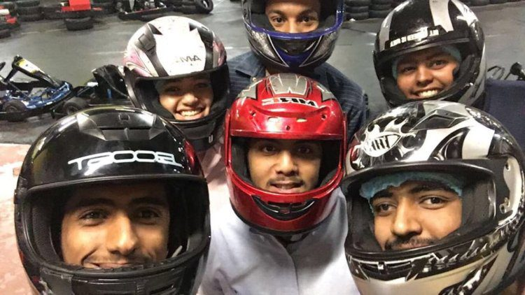 Go Karting in Cape Town