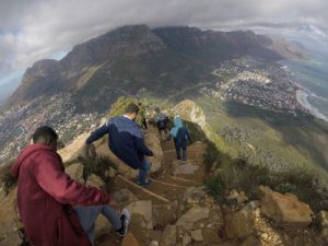 Hiking in Winter in Cape Town