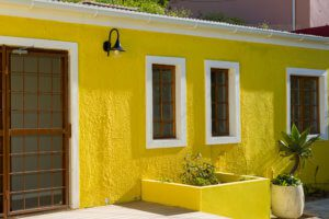 Bo-Kaap Cottage behind 'The Yellow House'