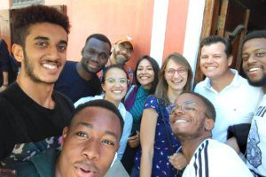 Classmates at ELC
