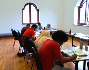IELTS exam preparation at ELC