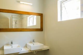 Student Residence Shared bathroom