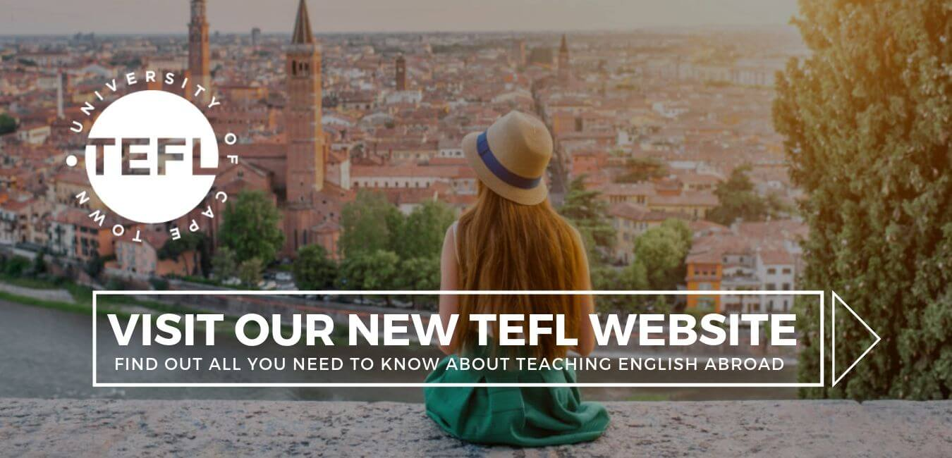 Click here to visit the TEFL website