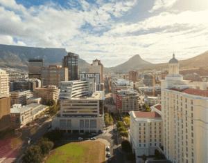 Cape Town Business District