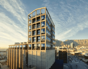 The Zeitz Museum of Contemporary African Art - designed by Thomas Heatherwick
