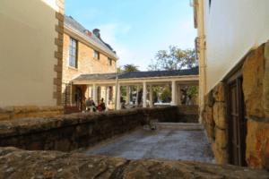 Rosedale Courtyard 762x508