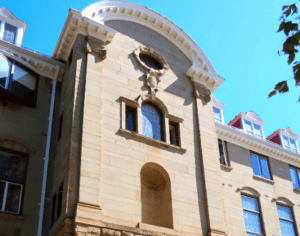 The Michaelis School of Fine Art on Hiddingh Campus