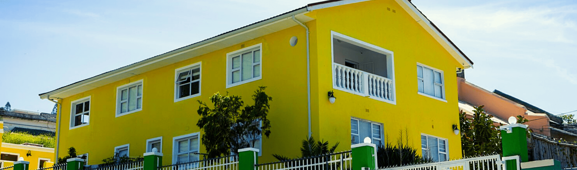 The Yellow House 1920x566