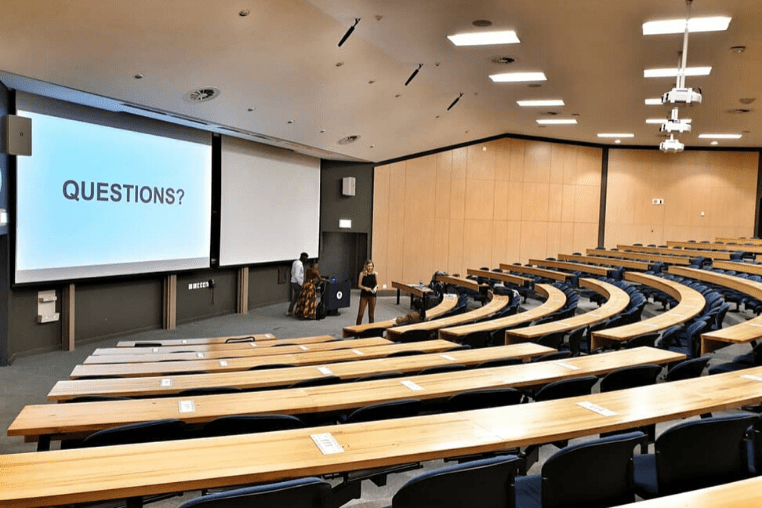 Upper Campus Lecture Theatre 762x508