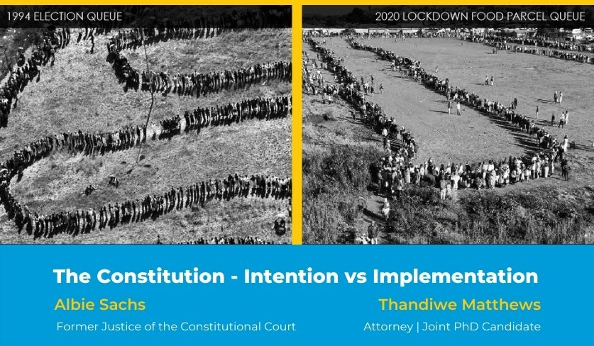 The Constitution - Intention vs Implementation
