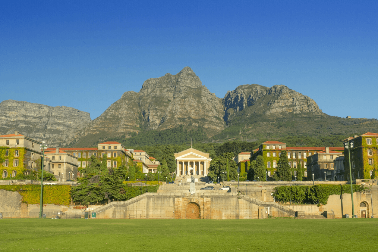 University of Cape Town Upper Campus
